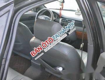 Bán ô tô Daewoo Lacetti SE 2004, màu đen, giá 139tr