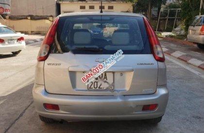 Bán ô tô Chevrolet Vivant MT đời 2008, một chủ từ đầu
