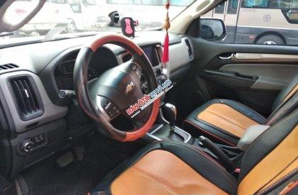 Bán Chevrolet Colorado đời 2017, màu đen, xe nhập, 620tr