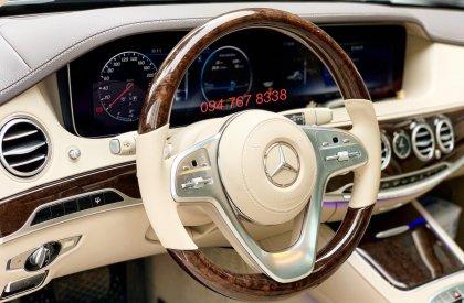 Mercedes S450 2019 Siêu Lướt Giá Sốc - Xe chính hãng đã qua sử dụng