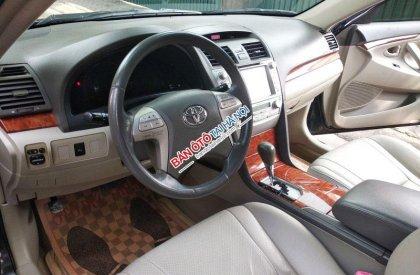 Bán ô tô Toyota Camry 2.4G đời 2010, màu đen