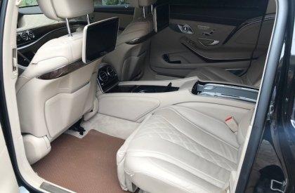 Cần bán lại xe Mercedes S400 Maybach 2017, màu đen