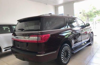 Bán Lincoln Navigator Black Label đời 2019, màu đỏ, nhập khẩu chính hãng