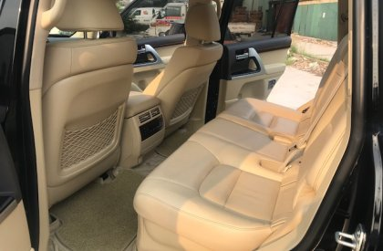 Cần bán Toyota Land Cruiser VX đời 2016, màu đen, xe nhập