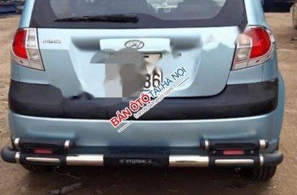 Bán Hyundai Getz 1.1 MT 2008, màu xanh lam, nhập khẩu nguyên chiếc xe gia đình
