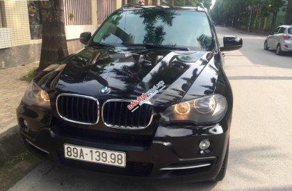 Bán xe BMW X5 năm sản xuất 2007, màu đen, nhập khẩu nguyên chiếc, giá tốt