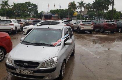 Bán Hyundai Getz 1.1 MT đời 2008, màu bạc, nhập khẩu Hàn Quốc chính chủ giá cạnh tranh