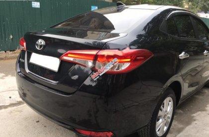 Bán Toyota Vios 1.5G đời 2018, màu đen như mới, giá chỉ 545 triệu