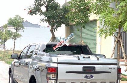 Cần bán Ford Ranger XLS 2.2L 4x2 MT đời 2018, màu bạc, xe nhập