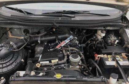 Cần bán xe Toyota Innova 2.0E 2016, màu bạc số sàn, giá tốt
