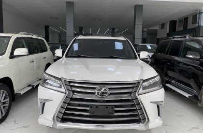 Bán Lexus LX570 nhập mỹ,sản xuất và đăng ký cuối 2018,lăn bánh 8000 Km,1 chủ,xe mới 99,9%.