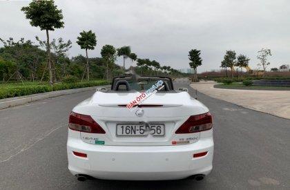 Cần bán xe Lexus IS 250C 2009, màu trắng, xe nhập