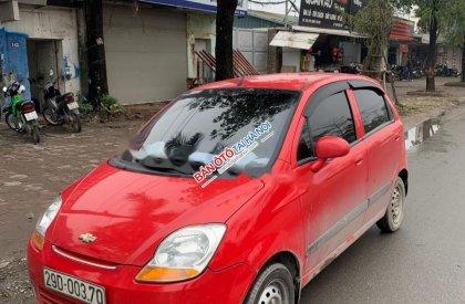 Bán Chevrolet Spark Van đời 2011, màu đỏ