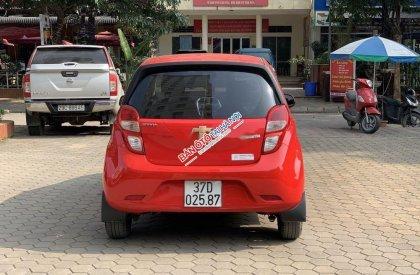 Bán Chevrolet Spark Van năm sản xuất 2018, màu đỏ