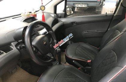Bán Chevrolet Spark Van đời 2012, màu trắng, xe nhập số tự động, 165tr