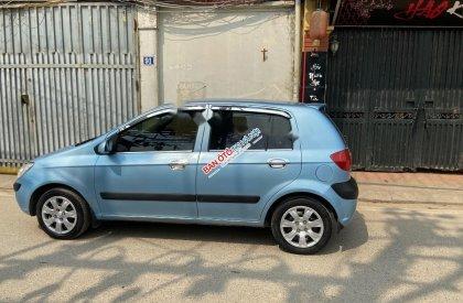 Cần bán Hyundai Getz đời 2009, màu xanh lam, nhập khẩu, 150 triệu
