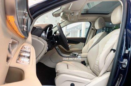 Xe đã qua sử dụng chính hãng - Mercedes GLC300 2020 màu Xanh siêu lướt