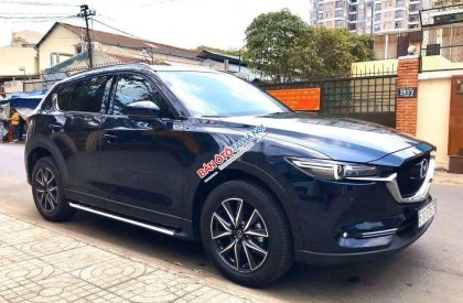 Bán xe cũ Mazda CX 5 năm sản xuất 2018, màu xanh lam