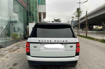 Xe LandRover Range rover Autobiography LWB 2.0 P400E năm 2019, màu trắng, nhập khẩu chính hãng, như mới