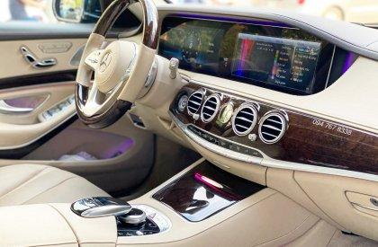 Bán Mercedes S450L 2020 Đen nt Kem Siêu lướt chính chủ biển đẹp Rẻ hơn mua mới 650tr