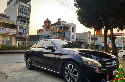 Bán Mercedes đời 2015, màu đen, giá tốt