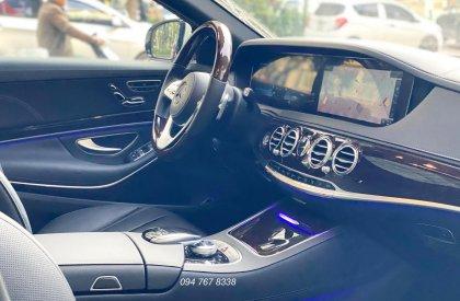 Bán Mercedes S450L 2021 bản Limited màu Trắng Siêu lướt 1000km rẻ hơn mua mới tới 600tr