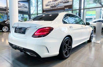Bán Mercedes C300 2021 màu Trắng Siêu lướt Duy nhất trên thị trường Giá cực tốt