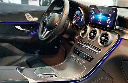 Bán xe Mercedes GLC300 AMG màu Trắng Siêu lướt chạy đúng 2000km biển đẹp Xe cũ chính hãng