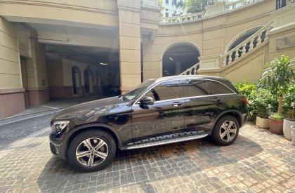 Bán Mercedes GLC 250 màu đen, sản xuất 2017, xe đi cực ít, siêu mới