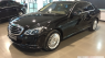 Cần bán lại xe Mercedes E200 sản xuất 2015, màu đen, như mới